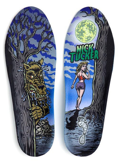 DESTIN - Nick Tucker Insoles