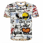Exclusive Graffiti T-Shirt