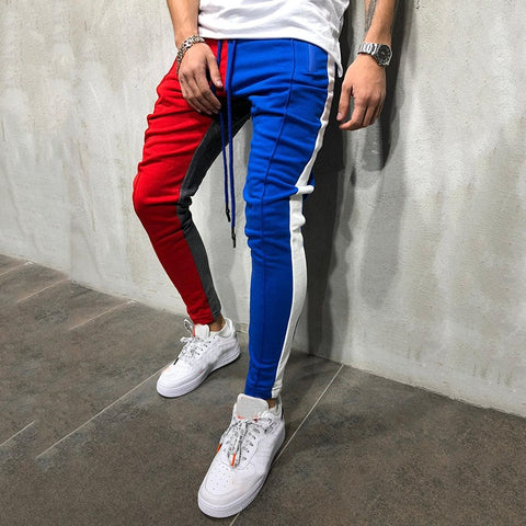 Exclusive Two Tone Joggers