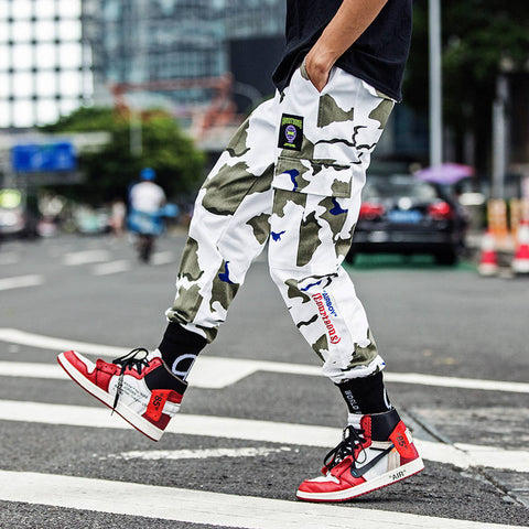 Exclusive Camouflage Joggers