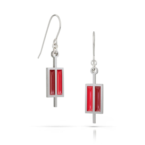 mezzo mini earrings