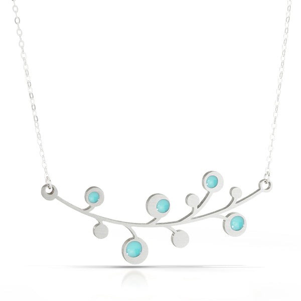 snowberry necklace