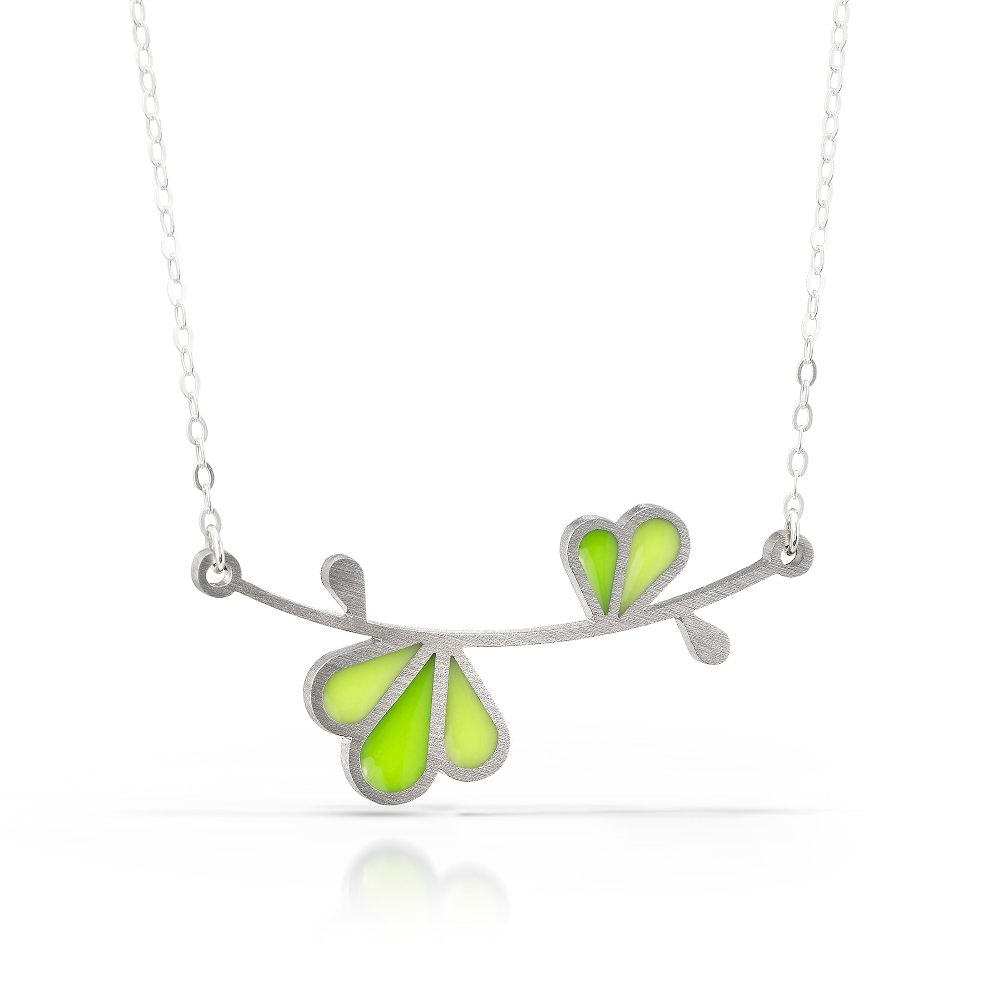 spring necklace