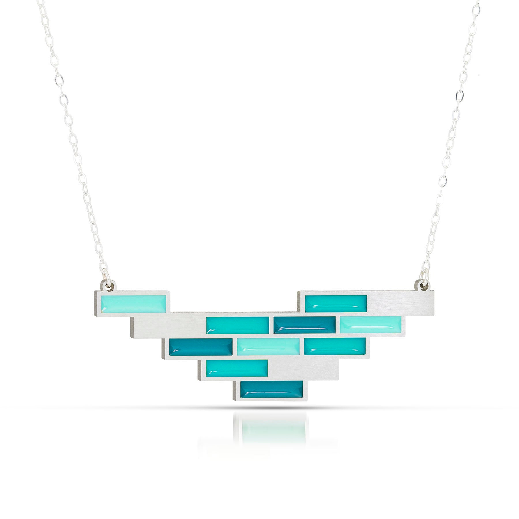 stack necklace