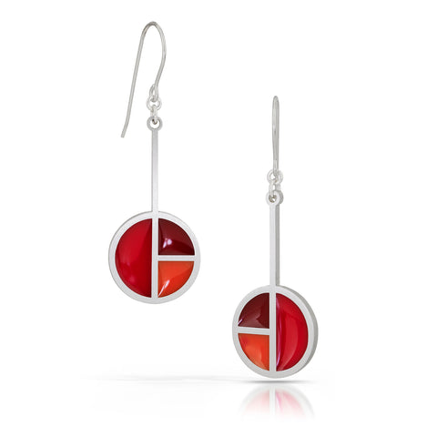 tempo earrings