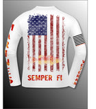 US Marine Corps - Long Sleeve