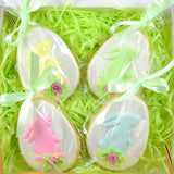 FB0106 Pastel Bunnies fest keks ostern easter kaninchen hase ostern easter cookies