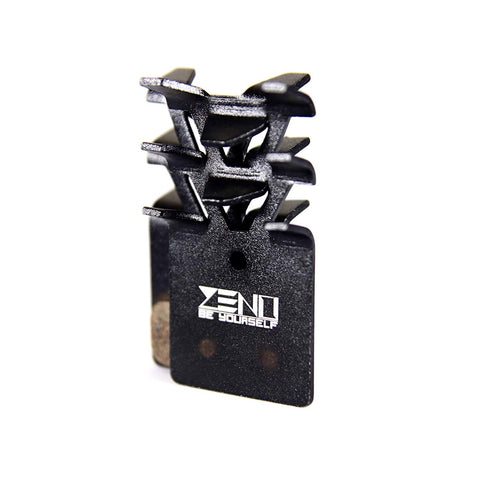 ZENO Supercool Disc Brake Pads for Shimano XTR and disc brake S700/ M615/ M6000/ M785/ M8000/ CX75/ CX77/ R315/ R317/ R515/ R517/ R785/ RS785/ M666/ M675/ M7000/ M9000/ M9020/ M985/ M987