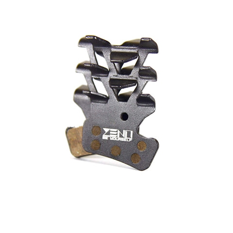 Zeno Supercool Disc Brake Pads for Sram Guide R/RS/RSC/Ultimate, Avid 7/9/ XO Trail