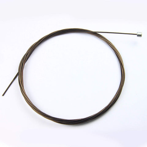 ZENO ELECTROLESS Nickel Shifter Wire/DERAILLEUR Cable with DISPERSED PTFE