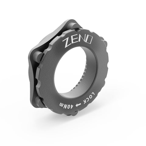 ZENO Cycle Parts Center lock adaptor for 15mm thru axle hub light version - zenocycle