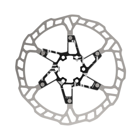 ZENO Cycle Parts Ultra-Lite Floating Rotor 180mm - zenocycle