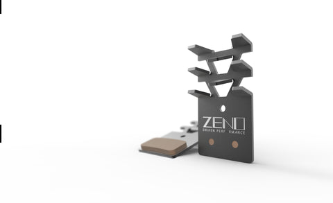 ZENO Cycle Parts SuperCool Brake Pads for Shimano XTR (2010~2018) - zenocycle