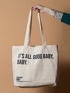 The Very Good Candle Co. Shopper Bag
