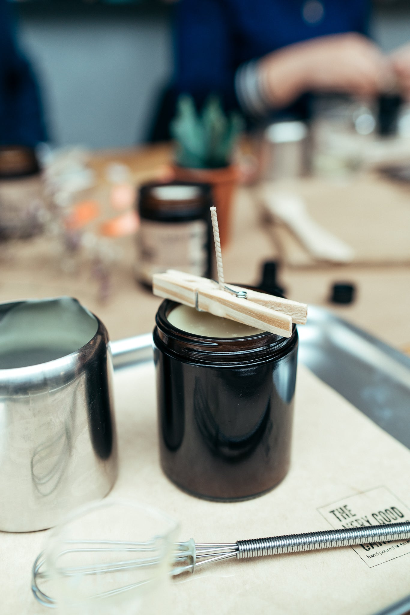 TheVeryGood Candle Making Workshop  THE LAB/Saturday 1st Feb, 11:00AM