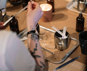 TheVeryGood Candle Making Workshop  THE LAB - OPEN DATE