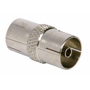 PHILEX Coax Coupler – Nickel