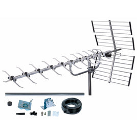 SLx 4G 64 Element Digital TV Aerial Kit