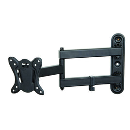 "Full-motion TV Wall Mount 14""-24"""