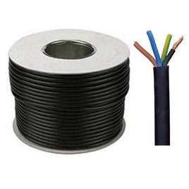 3184TRS 4 Core Rubber Flexible Cable