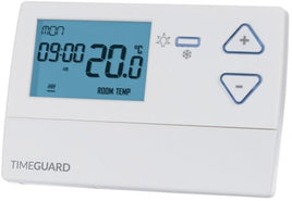 TRT035N 7 Day Programmable Room Thermostat with Frost Protection