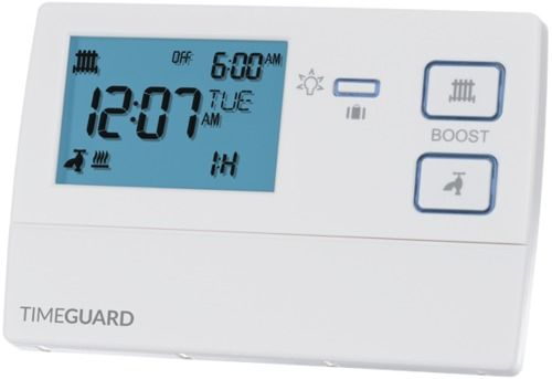 TRT036N 7 Day Digital Heating Programmer – 2 Channel