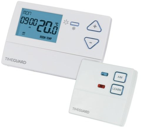 TRT037N Wireless 7 Day Programmable Room Thermostat