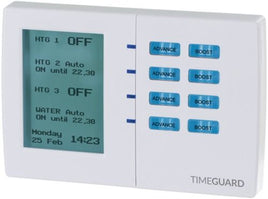 TRT039N 7 Day Digital Heating Programmer – 4 Channel