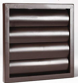 Gravity Grille 150mm Brown