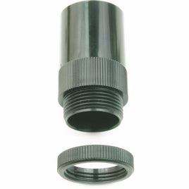 Conduit Adapters - Male AMT/LR 20B 20mm Black