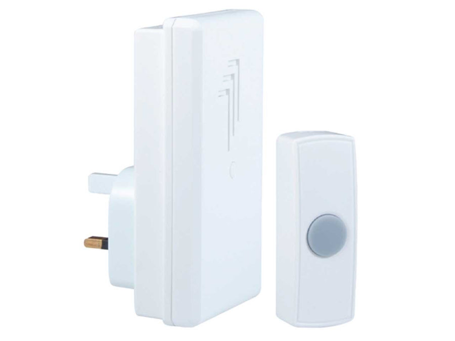 Wireless Plug-In Door Chime Kit 30m