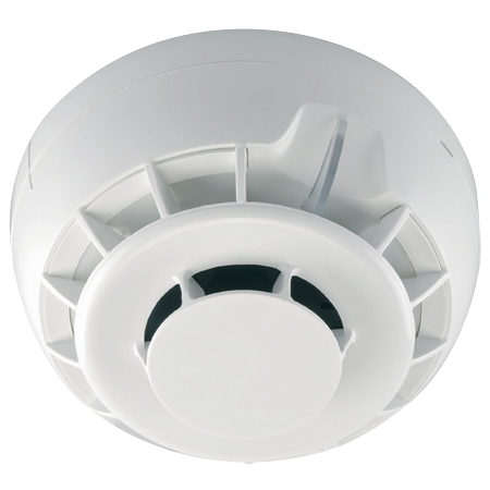 Combined Optical Smoke & Heat Detector