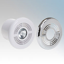 Fan, Shower Kit c/w Timer & Light, Ventilation