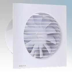6 Inch Axial Extractor Fan