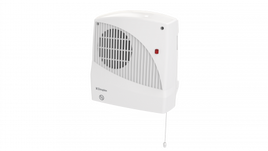 FX20VE Downflow Fan Heater with Pullcord and Timer