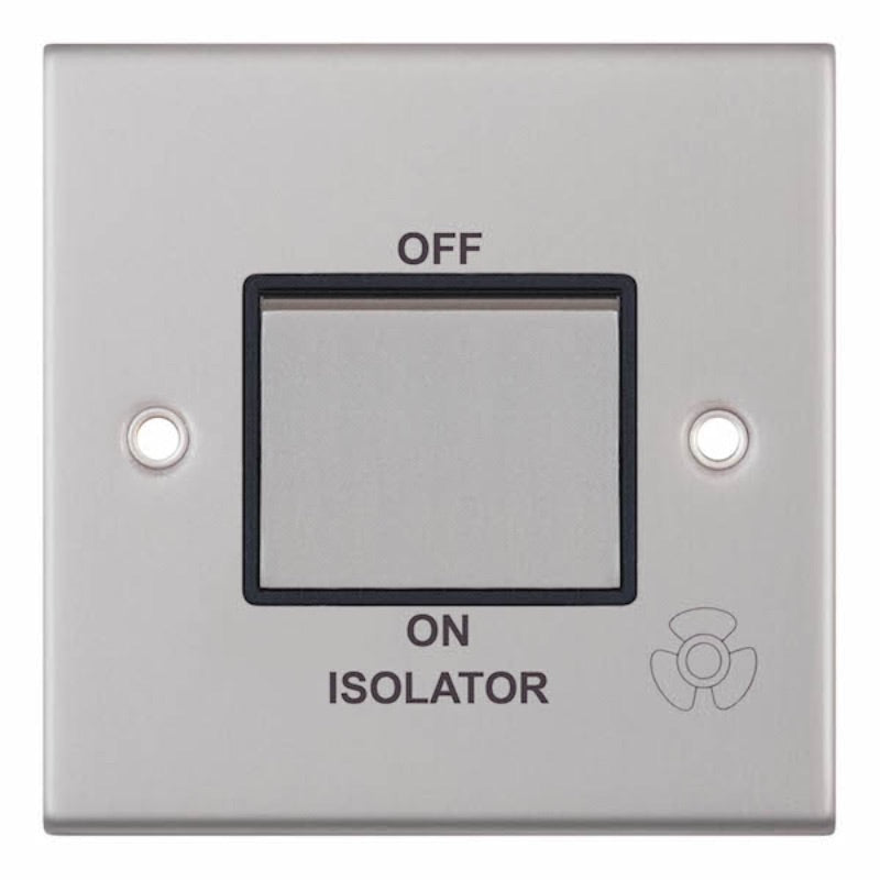 3 Pole Fan Isolator - X-Rated 5M 10 Amp Switch