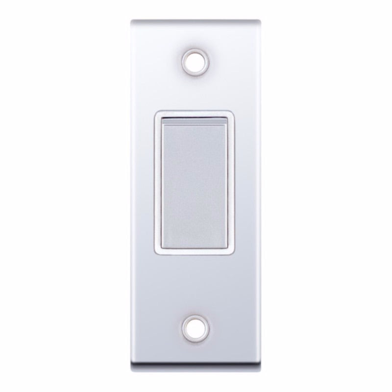 1 Gang 2 Way Architrave - 5M 10 Amp Switch