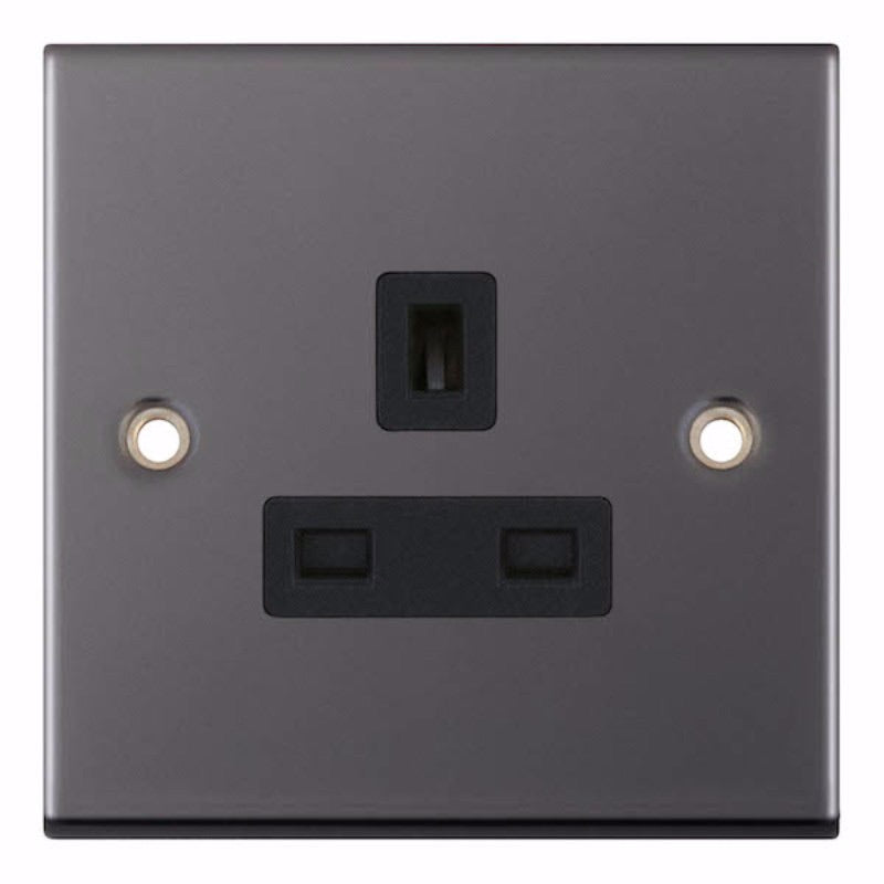 1 Gang Unswitched 13 Amp 5M Socket Outlet