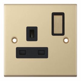 1 Gang Switched DP 13 Amp 5M Socket Outlet