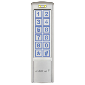 Proximity and Keypad Door Entry