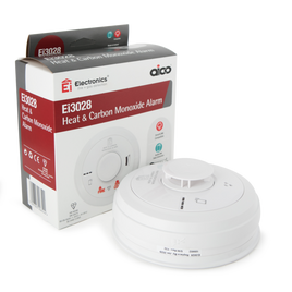 Ei3028 Multi-Sensor Heat & CO Alarm