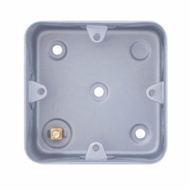 1 Gang 42mm Deep Surface Mounting Box