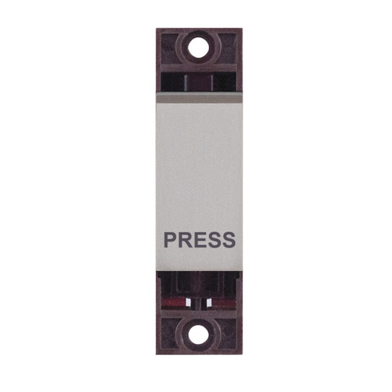 "Module - 10 Amp Push Switch ""PRESS"" X-Rated"