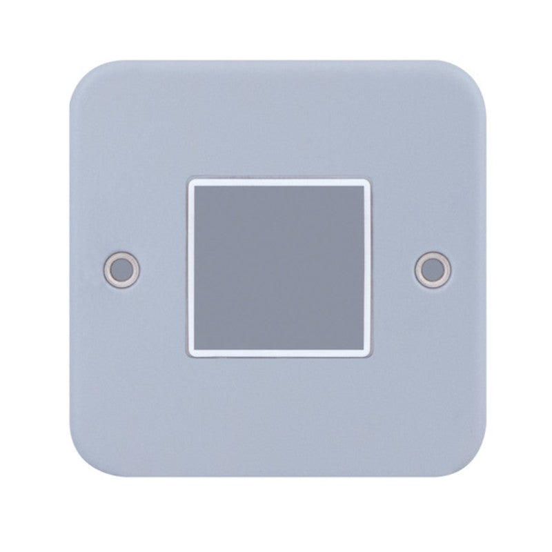 2 Aperture Metal Clad Modular Switch Plates