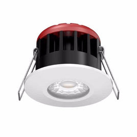 Fire Rated Integrated 10W LED CCT