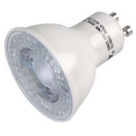 LED Light Bulb, Reflector, GU10, Warm White, 3000 K, Dimmable, 36°