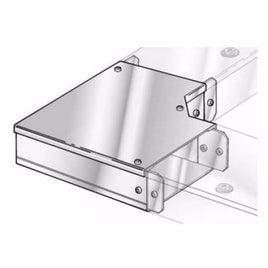 100X100 Cable Trunking Top Lid 90 Bend SA4490T