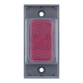 Grey Neon Indicators Red Neon