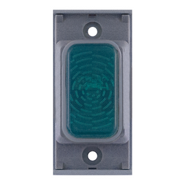 Grey Neon Indicators Green Neon