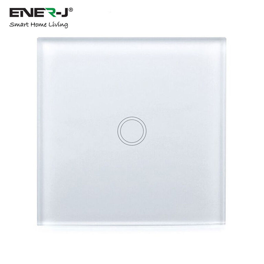WIFI Smart 1 Gang Touch Glass Switch